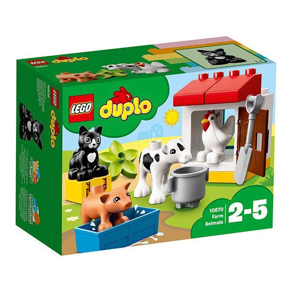 Animalets de la Granja Lego Duplo - Imatge 1