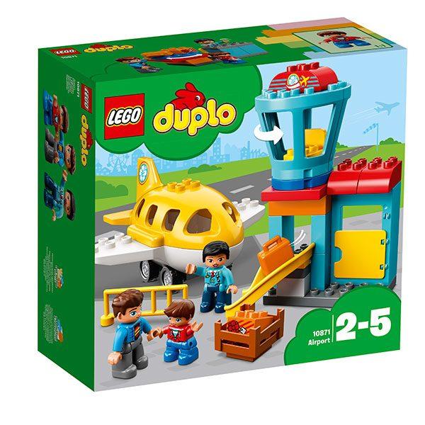 Aeroport Lego - Imatge 1