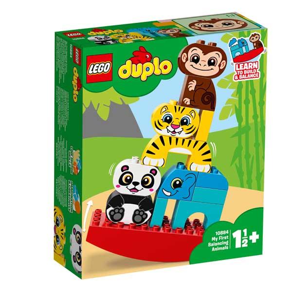 Lego Duplo 10884 Mis Primeros Animales Equilibristas