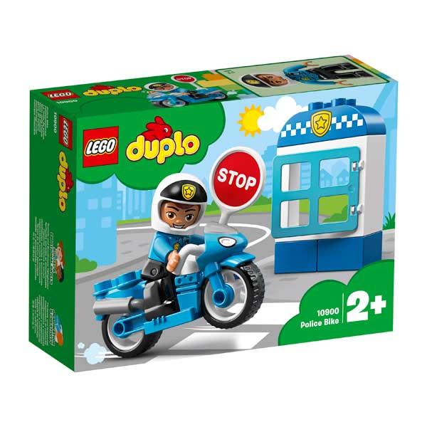 Lego Duplo 10900 Moto de Policía