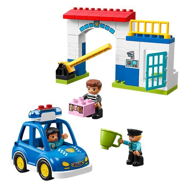 Lego Duplo 10902 Comisaría de Policía - Imatge 1