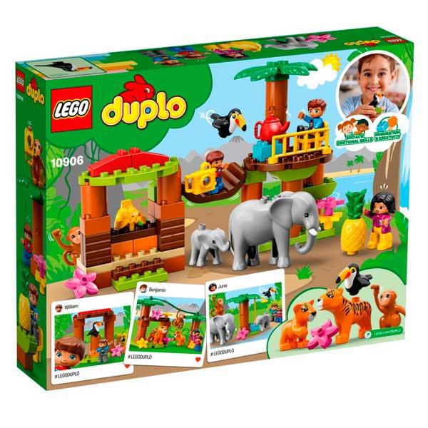 Lego Duplo 10906 Isla Tropical - Imagen 2