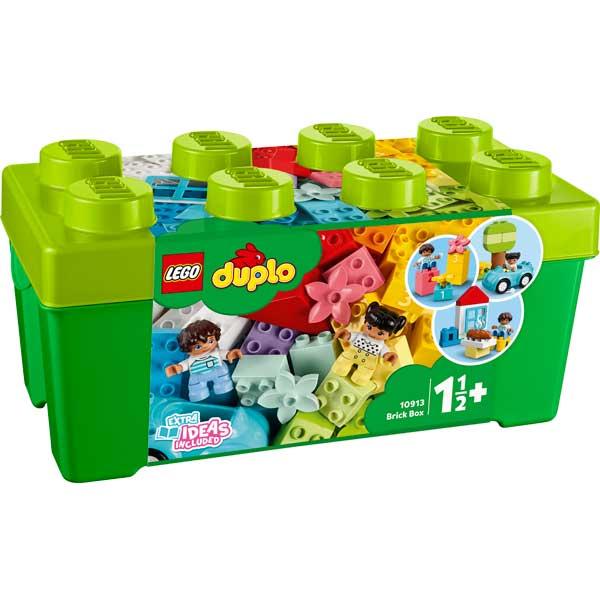 Caixa de Maons Lego Duplo - Imatge 1