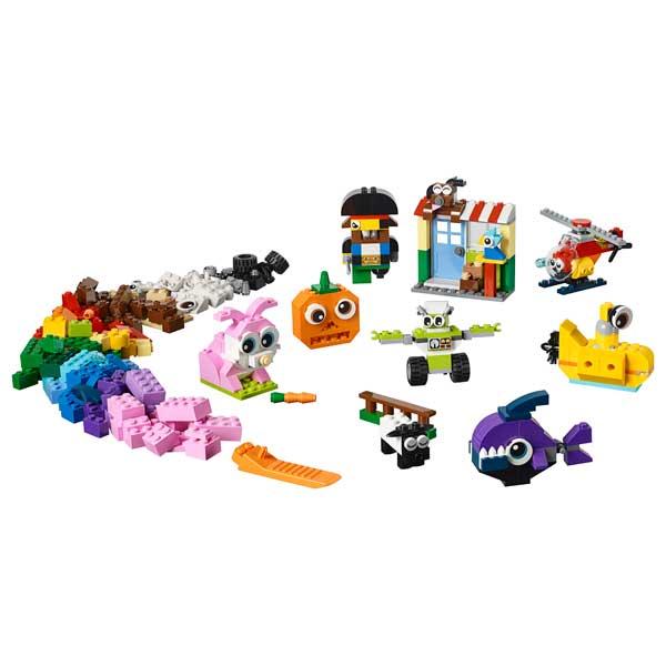 Lego Classic 11003 Ladrillos y Ojos - Imatge 1
