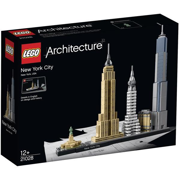 Ciutat de Nova York Lego Architecture - Imatge 1
