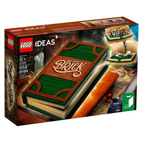 Lego Ideas 21315 Libro Desplegable - Imagen 1