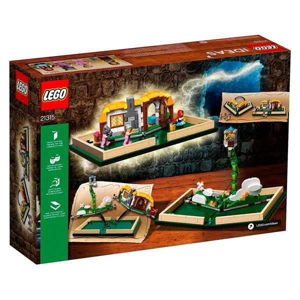 Lego Ideas 21315 Libro Desplegable - Imagen 2