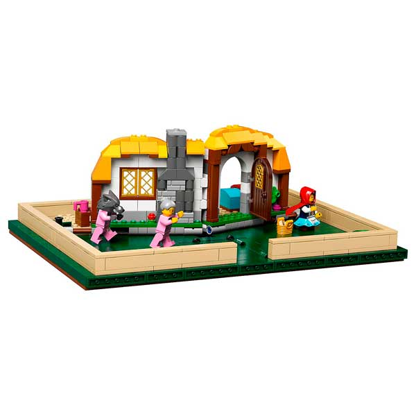 Lego Ideas 21315 Libro Desplegable - Imagen 3