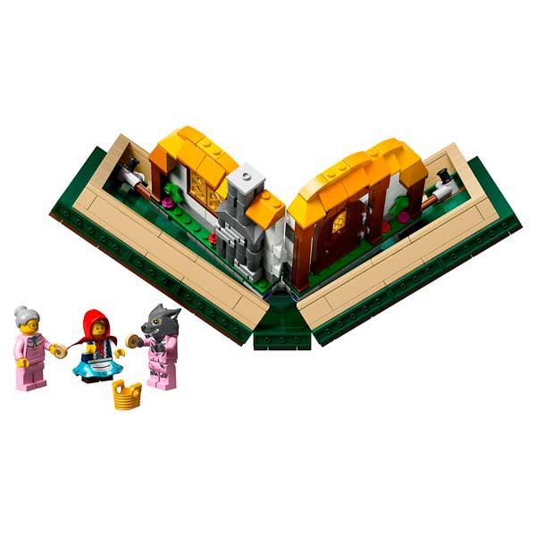 Lego Ideas 21315 Libro Desplegable - Imagen 4