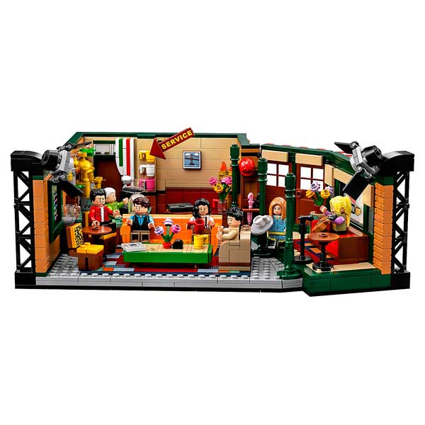 Lego Ideas 21319 Central Perk Friends - Imagen 1