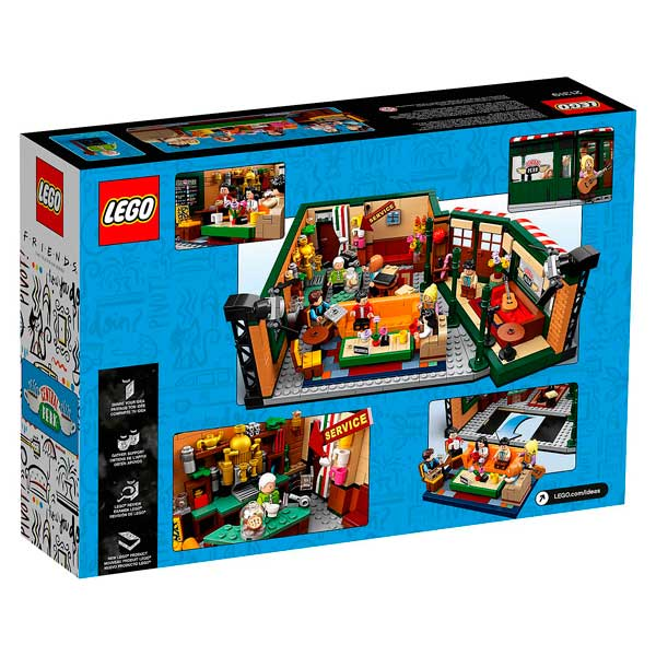Lego Ideas 21319 Central Perk Friends - Imagen 2