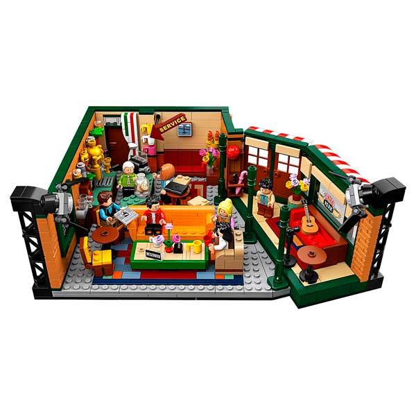 Lego Ideas 21319 Central Perk Friends - Imagen 3