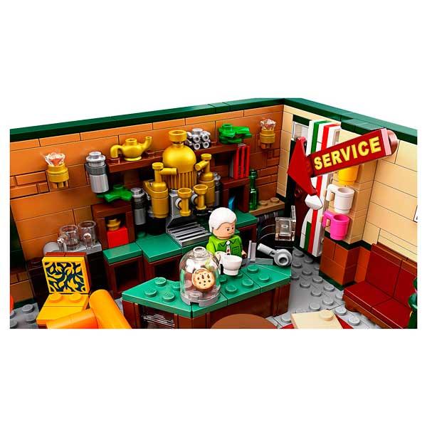 Lego Ideas 21319 Central Perk Friends - Imagen 6