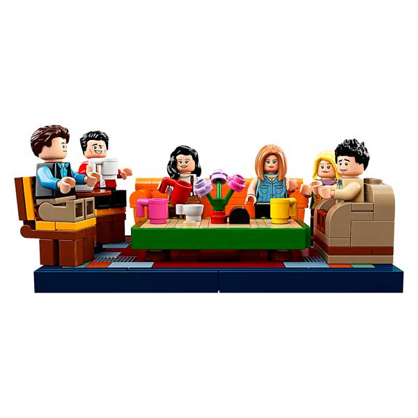 Lego Ideas 21319 Central Perk Friends - Imagen 7
