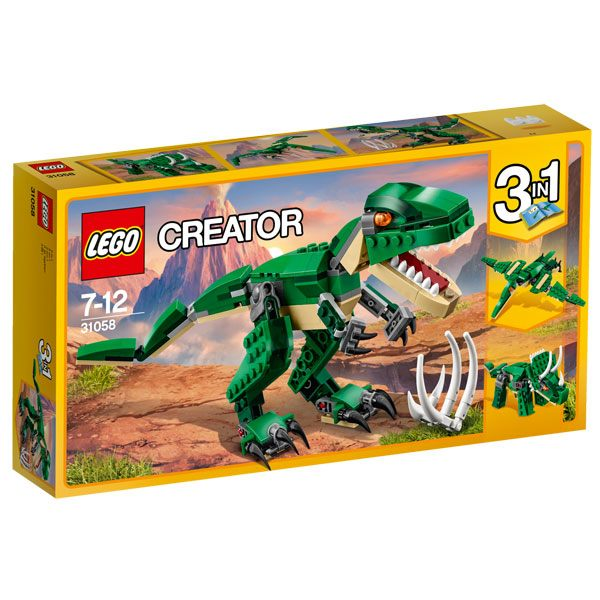 Grans dinosauris Lego Creator - Imatge 1