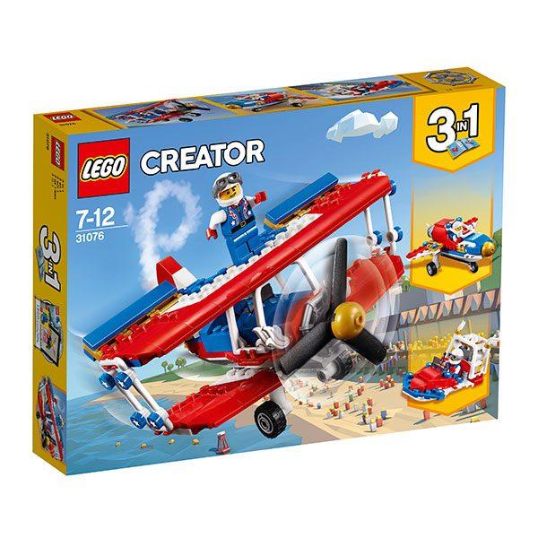 Lego Creator 31076 Avión Acrobático