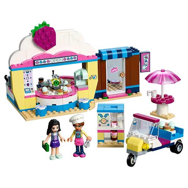 Lego Friends 41366 Cafetería Cupcake de Olivia - Imatge 1