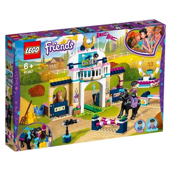 Concurs de Salts de Stephanie Lego Friends - Imatge 1