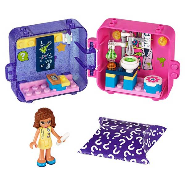 Lego Friends 41402 Cubo de Juegos de Olivia - Imagen 2