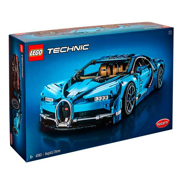 Bugatti Chiron Lego Technic - Imatge 1