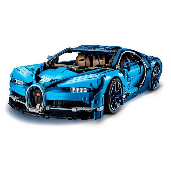 Lego Technic 42083 Bugatti Chiron - Imatge 1