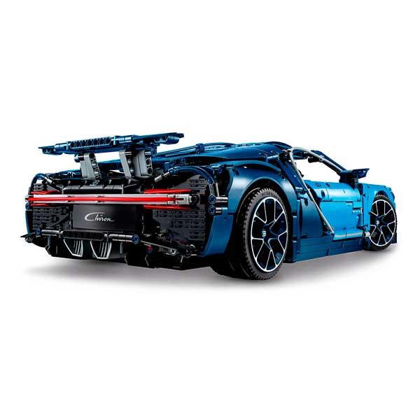 Lego Technic 42083 Bugatti Chiron - Imatge 3