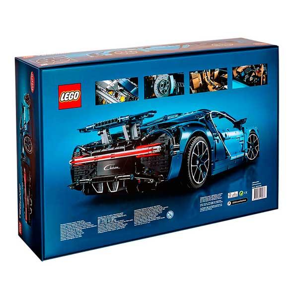 Lego Technic 42083 Bugatti Chiron - Imatge 4