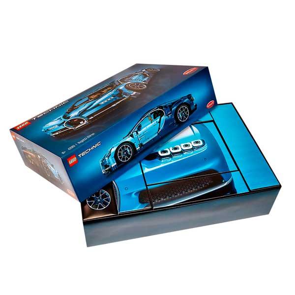 Lego Technic 42083 Bugatti Chiron - Imatge 5