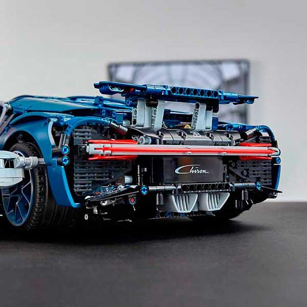 Lego Technic 42083 Bugatti Chiron - Imatge 7