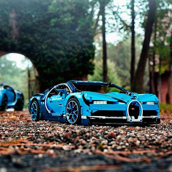 Lego Technic 42083 Bugatti Chiron - Imatge 8