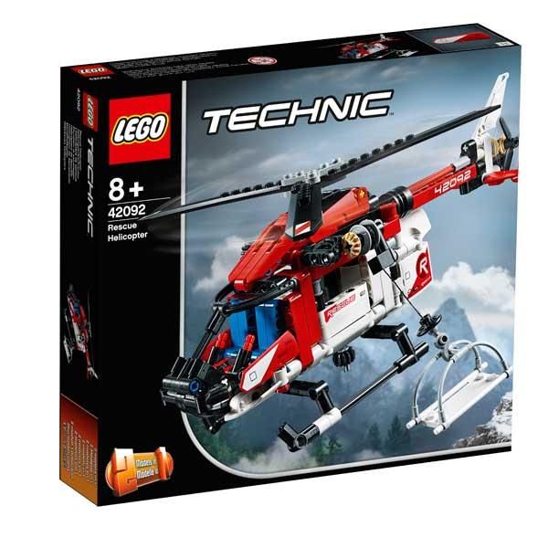 Helicopter de Rescat Lego Technic - Imatge 1