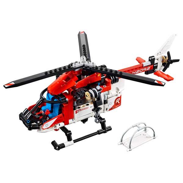 Lego Technic 42092 Helicóptero de Rescate - Imatge 1