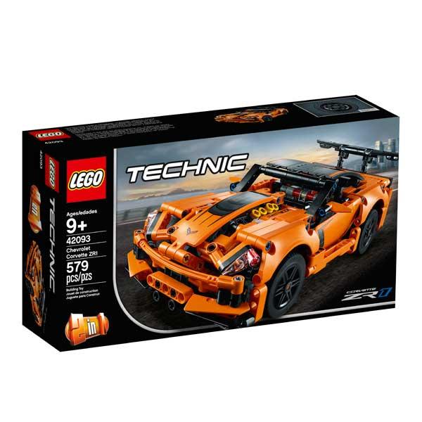 Chevrolet Corvette ZR1 Lego Technic - Imatge 1