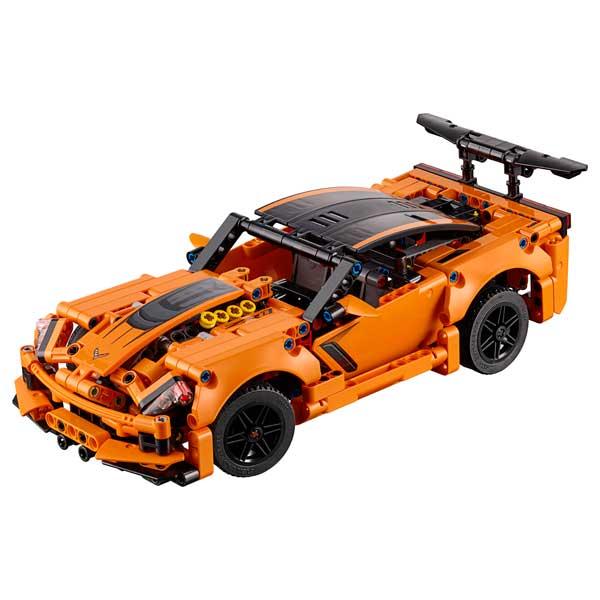 Lego Technic 42093 Chevrolet Corvette ZR1 - Imatge 1