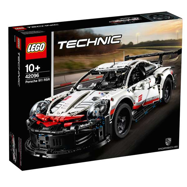 Porsche 911 RSR Lego Technic - Imatge 1