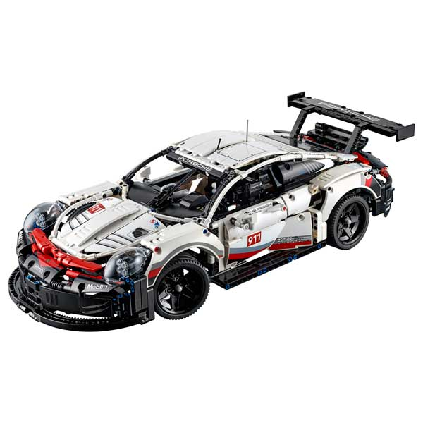 Lego Technic 42096 Porsche 911 RSR - Imatge 1