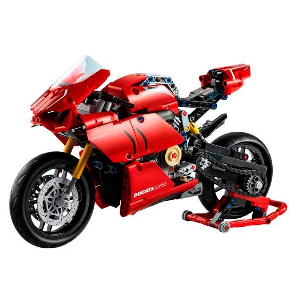 Lego Technic 42107 Ducati Panigale V4 R - Imagen 1