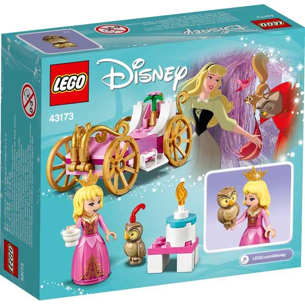 Lego Disney 43173 Carruaje Real de Aurora - Imagen 1