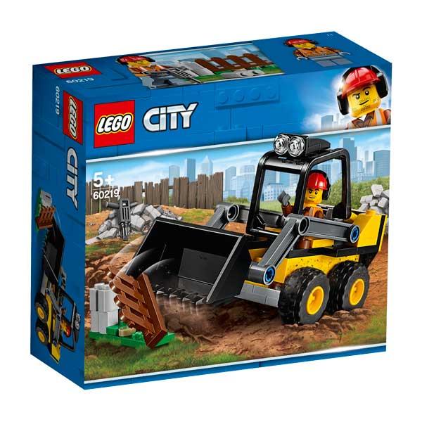 Lego City 60219 Retrocargadora