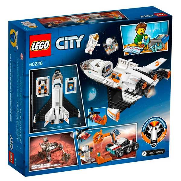 Lego City 60226 Lanzadera Científica a Marte - Imagen 2