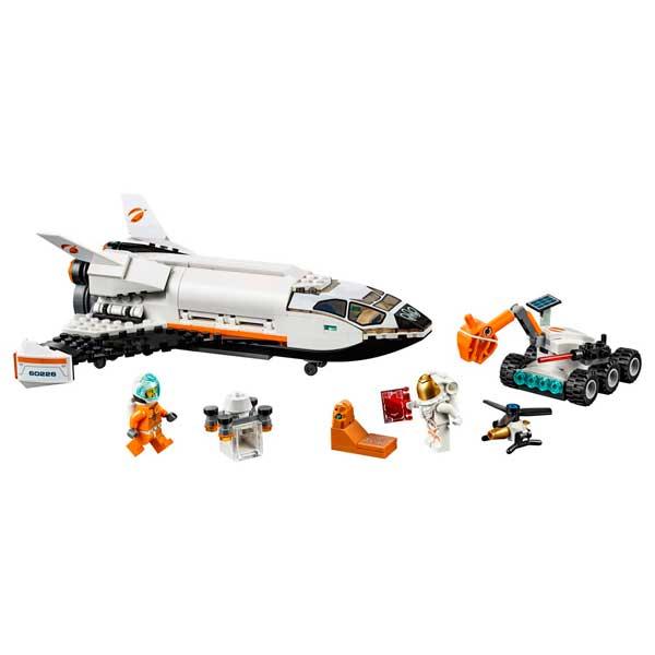 Lego City 60226 Lanzadera Científica a Marte - Imagen 3