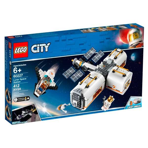 Estació Espacial Lunar Lego City - Imatge 1