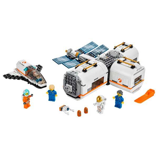 Lego City 60227 Estación Espacial Lunar - Imatge 1
