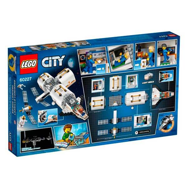 Lego City 60227 Estación Espacial Lunar - Imatge 2