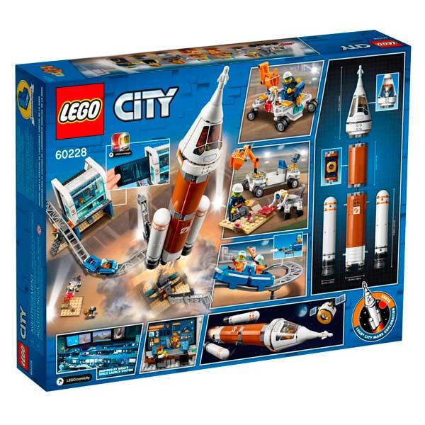 Lego City 60228 Cohete Espacial y Centro de Control - Imagen 2