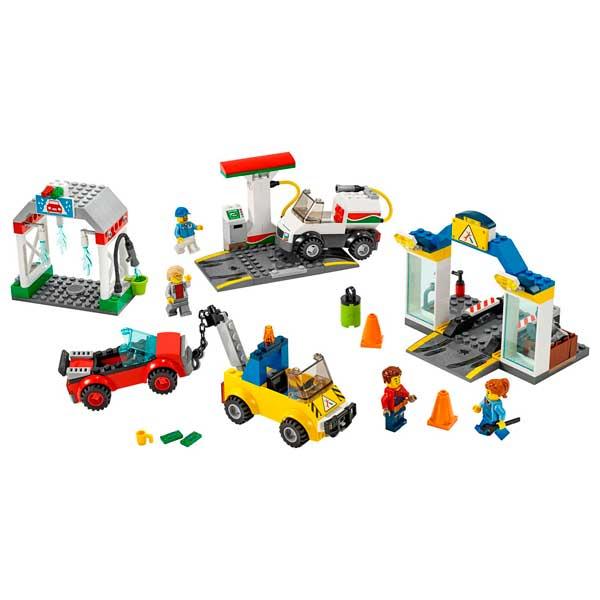 Lego City 60232 Centro Automovilístico - Imatge 1