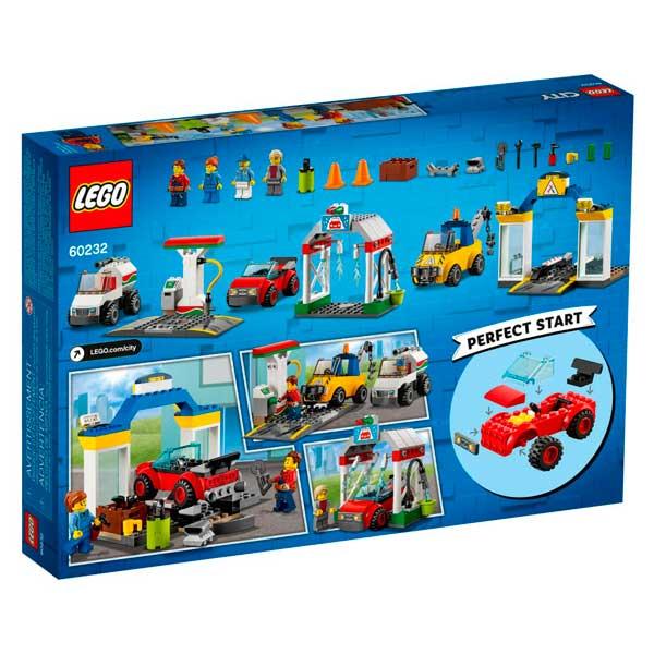 Lego City 60232 Centro Automovilístico - Imatge 2