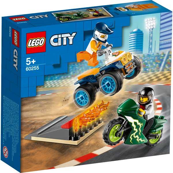 Lego City 60255 Equipo de Especialistas - Imagen 1