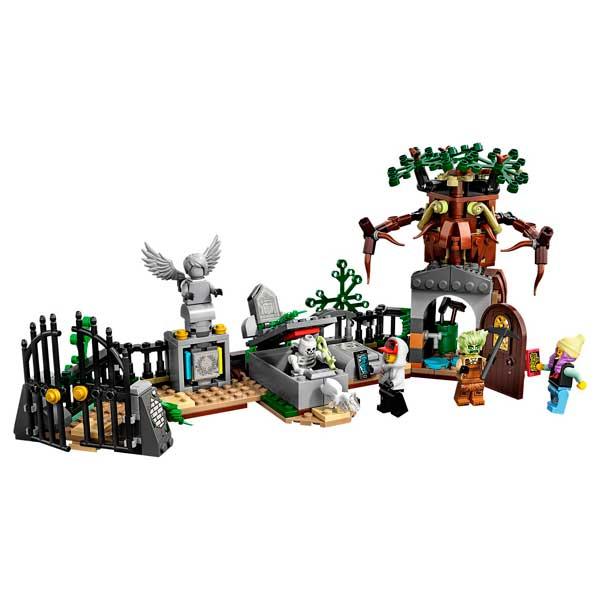 Misterio del Cementerio Lego Hidden Side - Imatge 1