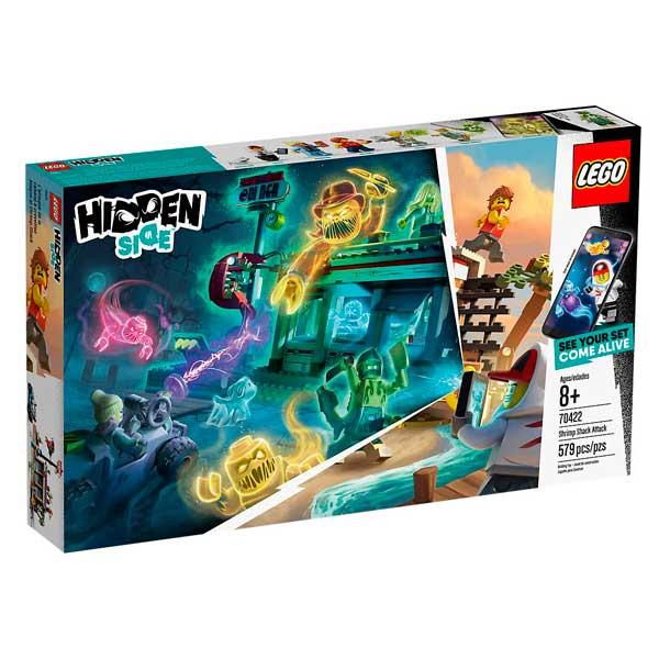Atac al Shrimp Shack Lego Hidden Side - Imatge 1